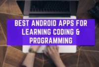 Best Android Apps For Learning Coding & Programming